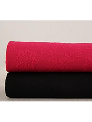 Crafts Apparel Fabric & Trims Polyester Red Knit