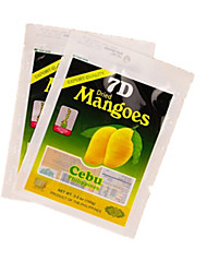 Manufacturers Can Be Customized Packaging Bags 7D Dried Mango Trade Custom Printed Plastic Bags A Pack Of Ten