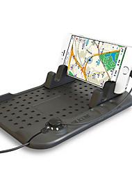 véhicule magnétique multifonctionnel téléphone mobile support de navigation