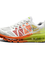 39-44 Sneakers Men's Cushioning Breathable Low-Top Breathable Mesh Rubber Running/Jogging Hiking
