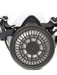 ST-1080D полумаски силиконовый защитный спрей пестицид химические защитные маски