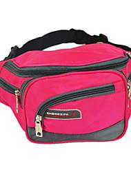 Women Nylon Sports / Casual / Outdoor Waist Bag