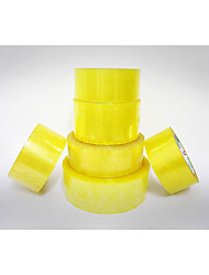 Sealing Tape 3.6CM*1.0CM Transparent Tape Packing Tape Can Be Customized Special Specifications