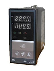 rex-c400fk02-m * um controlador de temperatura constante (plug-in ac-85-265V; faixa de temperatura: 0-1372 ℃)