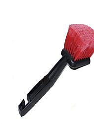 pneus táxi ferramentas de limpeza da escova escova escova escova de tapete de couro pad ferramentas de lavagem móveis escova