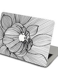 MacBook Front Decal Sticker Floral For MacBook Pro 13 15 17, MacBook Air 11 13, MacBook Retina 13 15 12