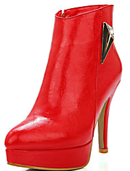 Women's Shoes   Heels / Platform / Fashion Boots Boots Outdoor / Office & Career / Casual Stiletto Heel   &W3-1