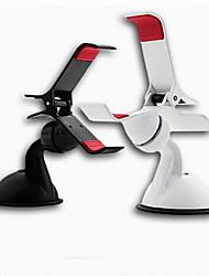 tomada do carro de navegação telefone suporte de suporte de suporte do telefone preguiçoso otário suporte para carro
