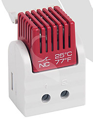 régulateur de température non réglable constante (plug in ac-120 / 240v; plage de température: 0-25 ℃)