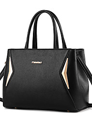M.Plus® Women Fashion Solid Messenger/Shoulder Crossbody Bag/Handbag Tote