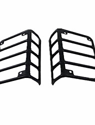 JEEP Wrangler Tail Lamp Black Metal Tail Box Cover