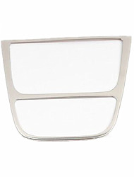 Control Panel Stickers, Console Decorative Frame, Stainless Steel Stick, Suitable For Buick Angkola