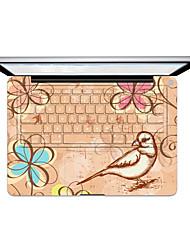 1 pieza Anti-Arañazos De Plástico Transparente Adhesivo Dibujos Animados ParaMacBook Pro de 15 '' con Retina / MacBook Pro 15 '' /
