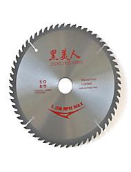 carboneto de lâminas de serra (multa grau 4 × 30t)