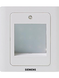 mur de maison intelligente Footlights capteur de lumière mur veilleuses