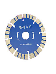 114mm Wall Tank Dedicated Saw, Diamond Dry Cutting Blade, Cutting Groove Wall Sheet