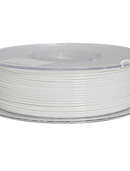 White 3D Printing Supplies,Consumables Diameter 1.75Mm, Pla Material,Print Temperature: 190℃ -210℃