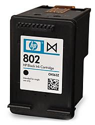802 cartucho de tinta preta