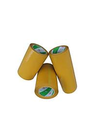 Beige Rubber Sealing Tape Paper Sealing Glue