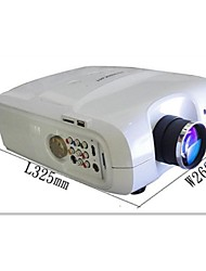 VISIONTEK® VS-56L LCD Home Theater Projector SVGA (800x600) 2800 LED