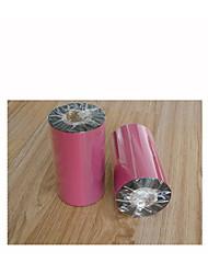 110 mm * 300 mm, cire standard de ceinture de carbone de base, les imprimantes d'étiquettes de codes à barres, taille: 110 mm * 300 mm,