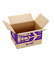 Yellow Color Other Material Packaging & Shipping 10# Three Layer Hard Packing Boxes A Pack of Twenty One