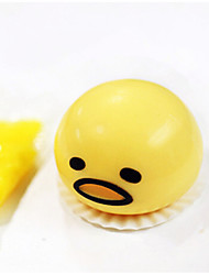 Lazy Gudetama Vomiting Egg Tricky Toy Yolk