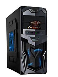 USB 2.0 Gaming Computer Case Support  ITX MicroATX ATX for PC/Desktop