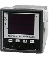 Temperature  Control Instrument (Plug in AC-220V; Temperature Range:0-400℃)