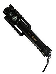 auto-stick mini-tripé um dos auto-parágrafo universal auto-extensível rod artefato
