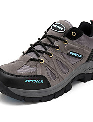 Men's Athletic Shoes Spring / Fall Comfort / Flats Fabric / Tulle Outdoor /Blue / Green / Gray / Khaki Hiking