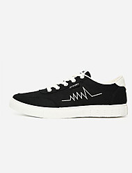 Other Other Casual Shoes Men's Breathable Low-Top Leisure Sports White / Gray / Black / Blue