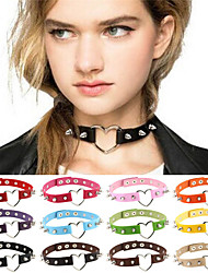 Necklace Choker Necklaces / Collar Necklaces Jewelry Halloween / Party / Daily / Casual / SportsSexy / Fashion / Vintage / Punk Style /