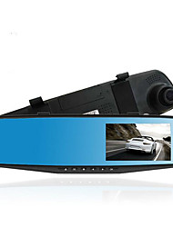 Double Lens Driving Recorder For Rear View Mirror