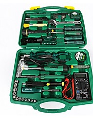 Household combined tool box set