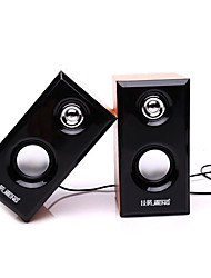 Hi Fi Laptop / Desktop Multimedia USB Small Speakers, High-End Mini Car Speakers