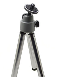 GP103 Digital Camera / Video Camera Tripod Tripod Telescopic Aluminum Tripod Bracket Desktop