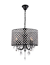 Chandelier ,  Traditional/Classic Painting Feature for Crystal Metal Bedroom Dining Room Study Room/Office