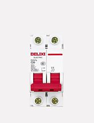 миниатюрный автоматический выключатель типа 2р с воздуха переключатель миниатюрный автоматический выключатель