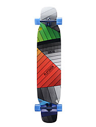 Longboards Skateboard Standard Skateboards Maple Rainbow