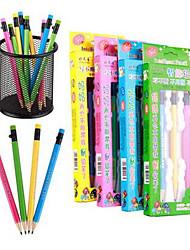 discreto a buono stallo vendita stella matita automatica intelligente 5a generazione scrivere continuamente matita senza tagliare
