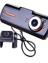 Hot New A1 Full HD Dual Lens 360 Degree Panoramic Parking Monitoring Driving Recorder
