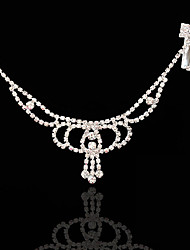Women's Alloy Headpiece-Wedding Special Occasion Head Chain 1 Piece