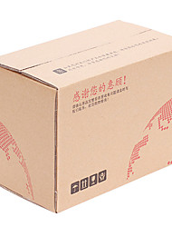 High-Grade No. 10 Warnings Strengthen Courier Cardboard Boxes Custom Wholesale Five Cartons Five Of A Pack