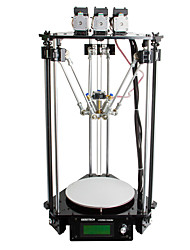 geeetech росток 301 цвет смешивания 3d принтер накаливания: 1.75mm сопло: 0.4mm
