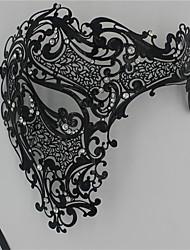 Ferro Decorações do casamento-1Piece / Set MáscaraFesta de Fim de Ano Escolar / Aniversário / Natal / Halloween / Dia Dos Namorados /