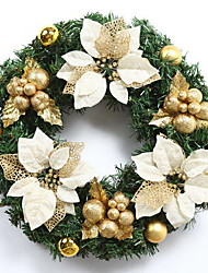 Christmas Wreath Christmas Decorations Hotel Arcade Ornaments (30cm)