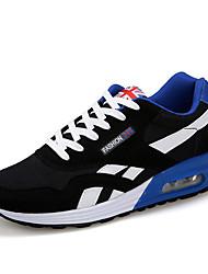 Men's Sneakers Spring / Summer / Fall / Winter Comfort / Flats Tulle Outdoor / Athletic Flat Heel Split Joint