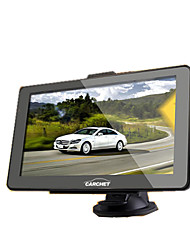 Car 7 Inch Touchscreen Gps Navigation 128Mb Ram 4Gb + America Map