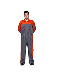 Cotton Long-Sleeved Coveralls Fall and Winter Sets of Car Mechanic Coveralls (Sale XL Code)